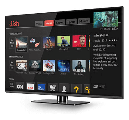 Watch Movies On Demand with The Hopper - Kerrville, TX - Audio Video Technologies - DISH Authorized Retailer